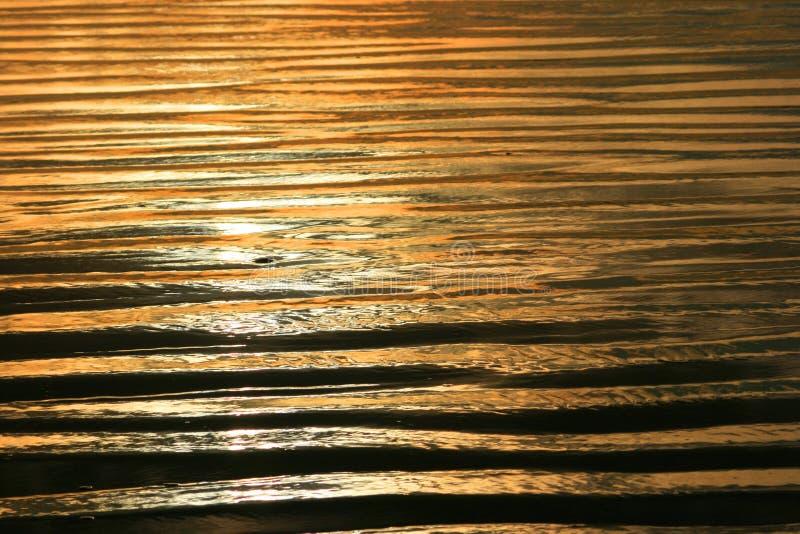 Sunset Sands stock image