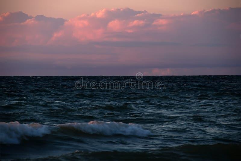 Sunset Simcoe Lake Free Stock Photo