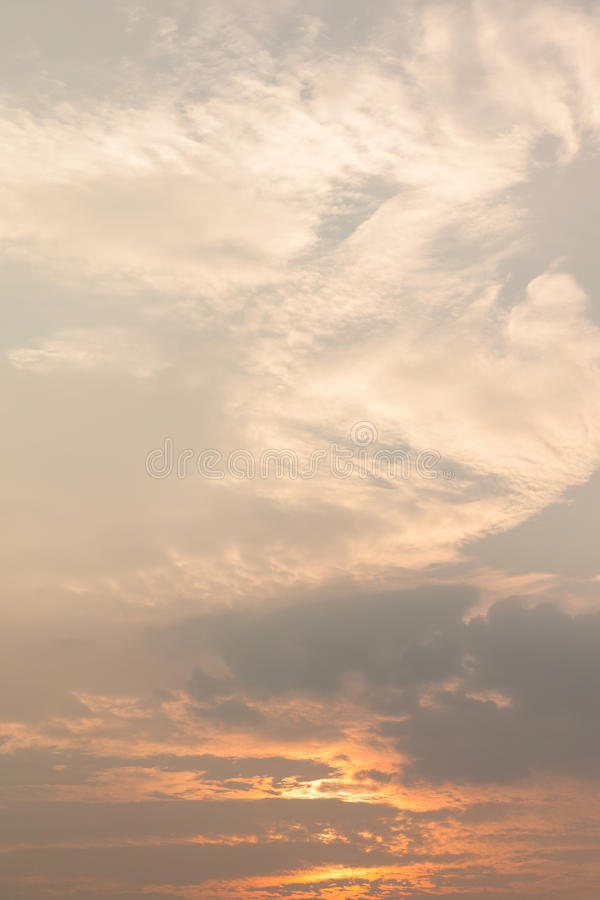 Download Sunset sky stock photo. Image of dramatic, light, summer - 34359562