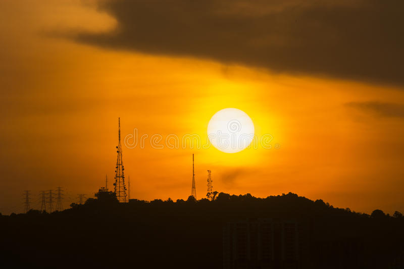 Download Sunset Royalty Free Stock Photography - Image: 30526247