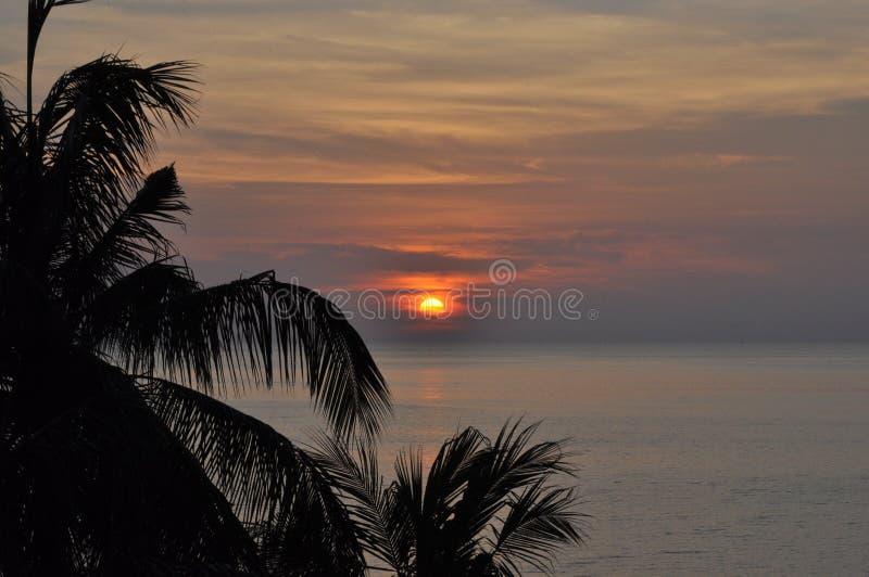 Sunset, Sunrise, Sea, Sky royalty free stock photo