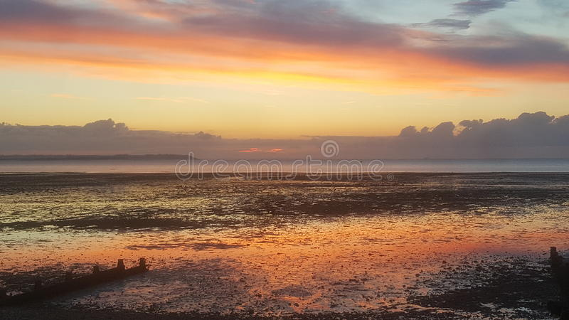 Sunset sunset sunset royalty free stock image
