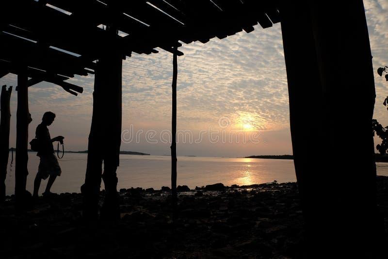 Sunseter стоковые фотографии rf