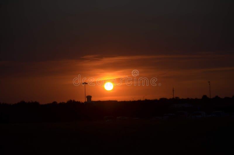sunsets στοκ φωτογραφία με δικαίωμα ελεύθερης χρήσης