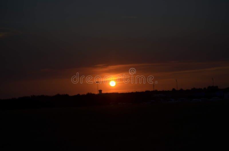sunsets στοκ εικόνα