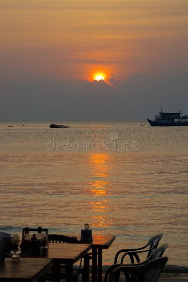 Download Sunsets 1 stock photo. Image of sunsets, asia, clouds - 2306480