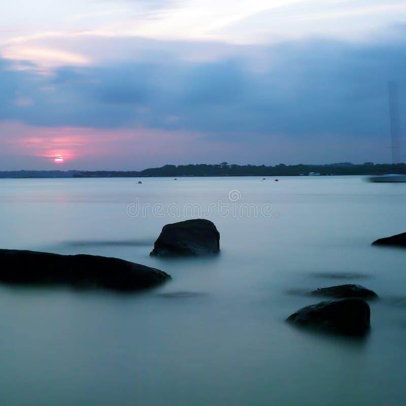sunsets στοκ φωτογραφία