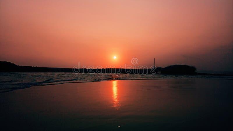 Sunsets fotografia de stock