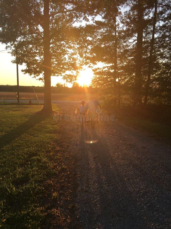 sunsets imágenes de archivo libres de regalías