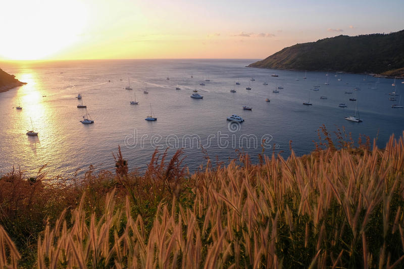 Sunsets royalty free stock images
