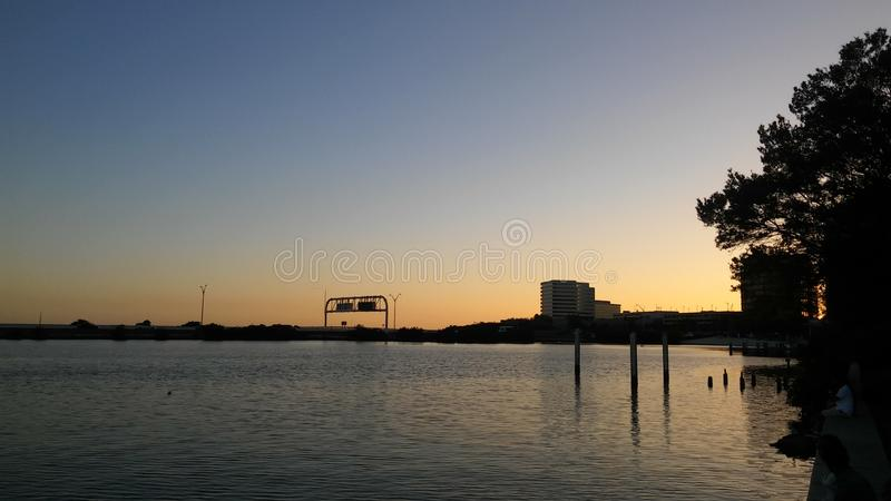Sunsets stock images