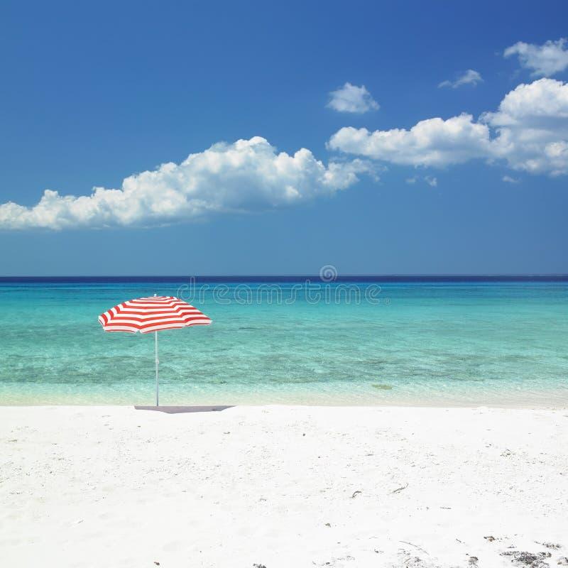 sunshade της Κούβας στοκ φωτογραφία