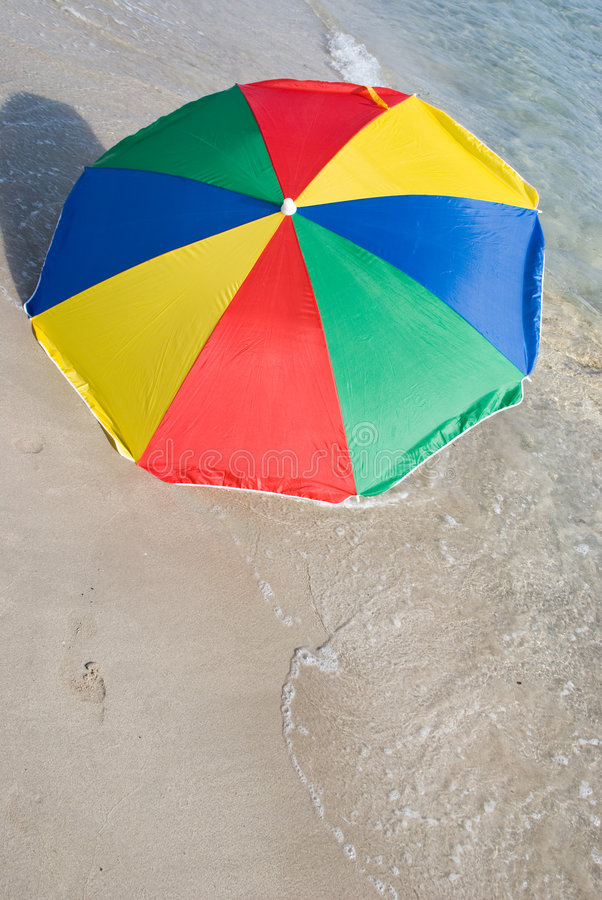 Download Sunshade 7 stock image. Image of relax, color, protection - 2826405