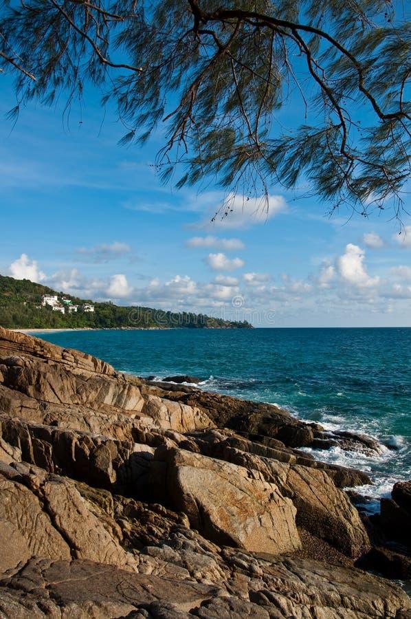 Free Sunshine At Phuket Beach Thailand Stock Image - 14616211