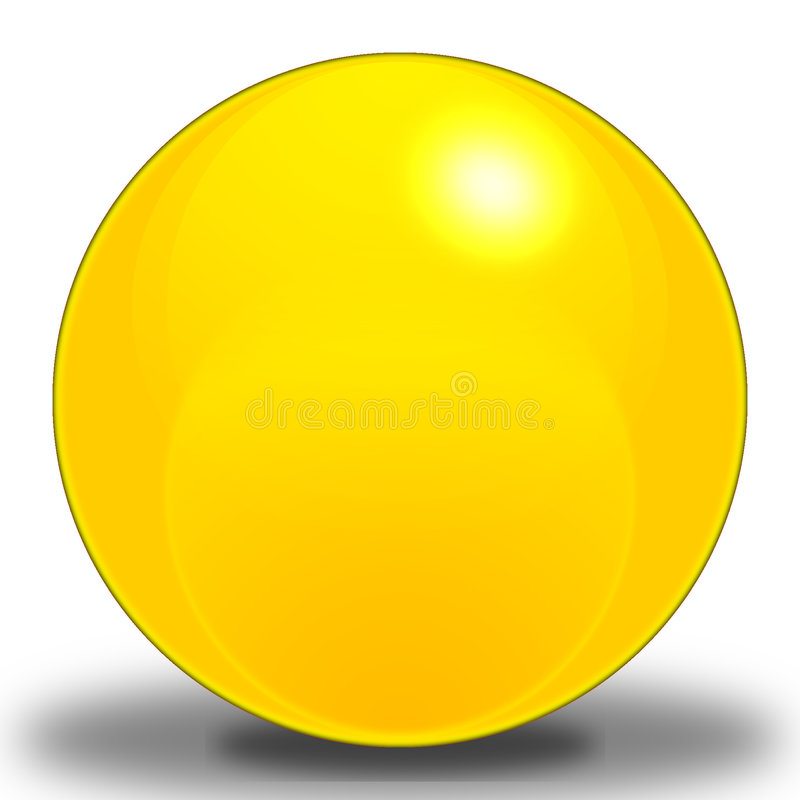 Sunshine Sphere stock photo