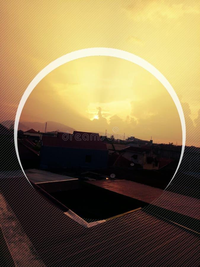 Sunside стоковая фотография