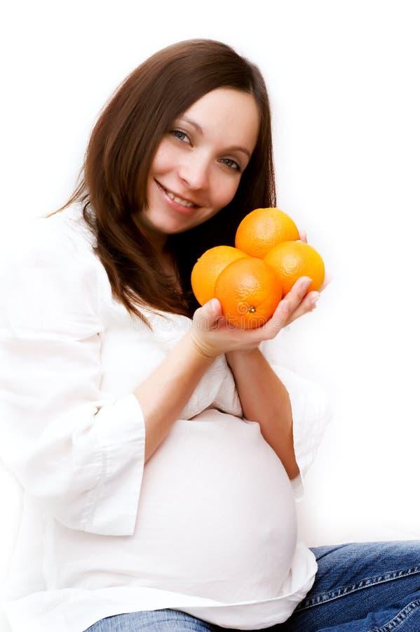 sunt havandeskap för mat royaltyfri fotografi