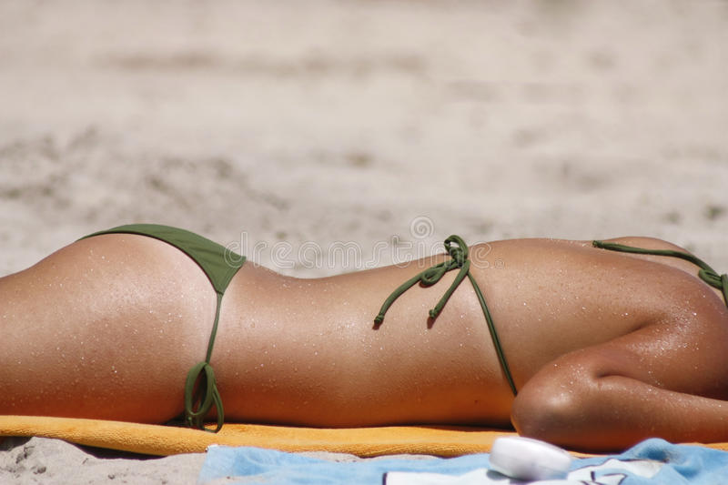 Download Suntan stock image. Image of green, skin, resting, summer - 10477847