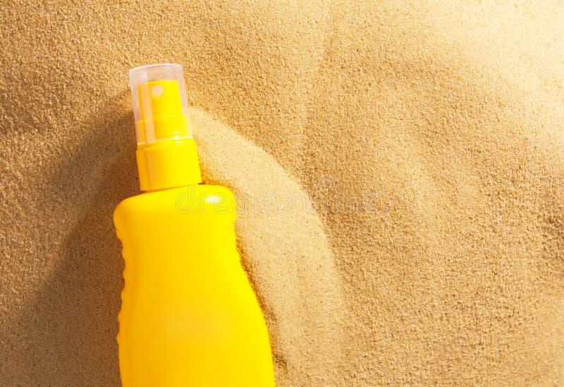 Suntan lotion