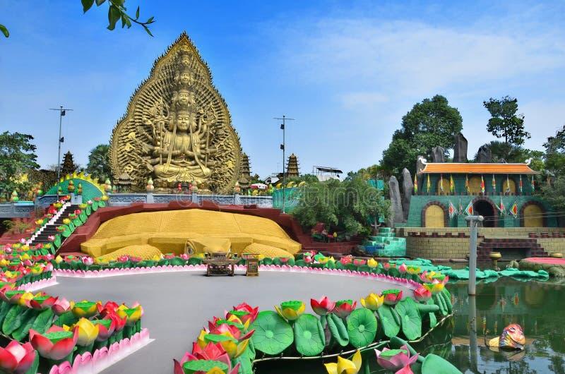 Suoi Tien Amusement Park, photos libres de droits