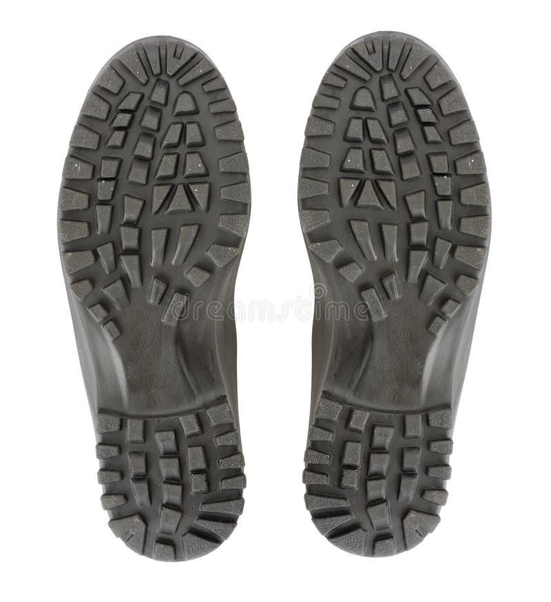 Suola di scarpa fotografie stock