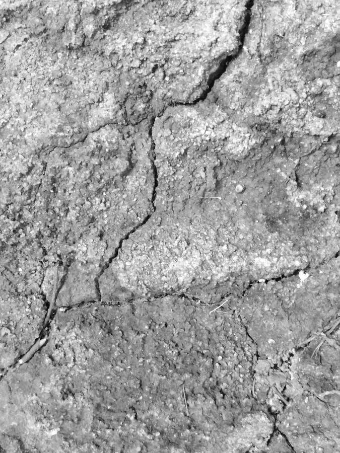 suolo arido immagini stock libere da diritti