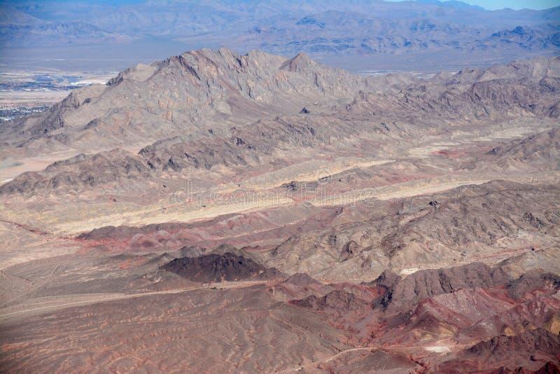 Suolo dal Nevada fotografia stock
