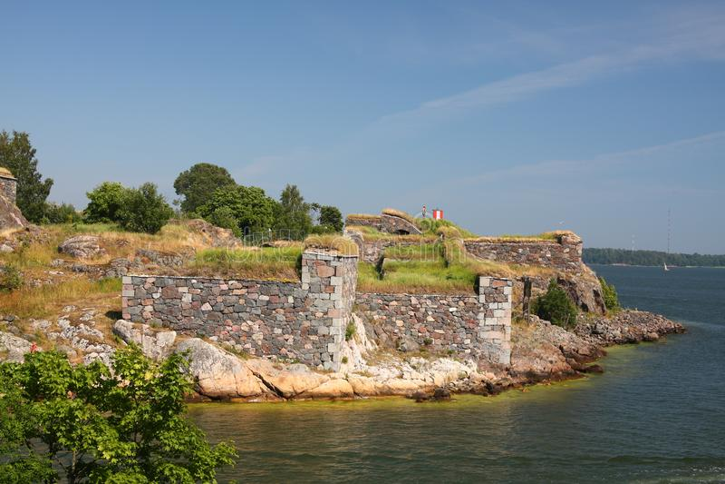 Suomenlinna Fortress island