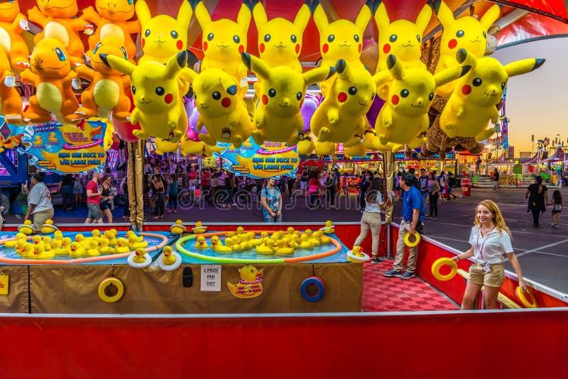 Suoni Duck Game immagine stock libera da diritti