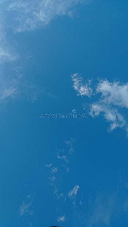 Suono del cielo fotografia stock libera da diritti