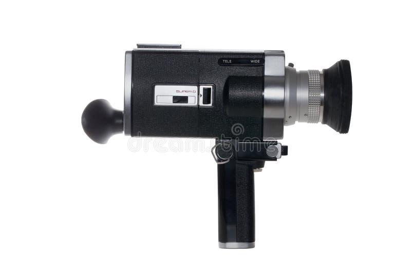 Super 8 ekranowa kamera zdjęcia royalty free