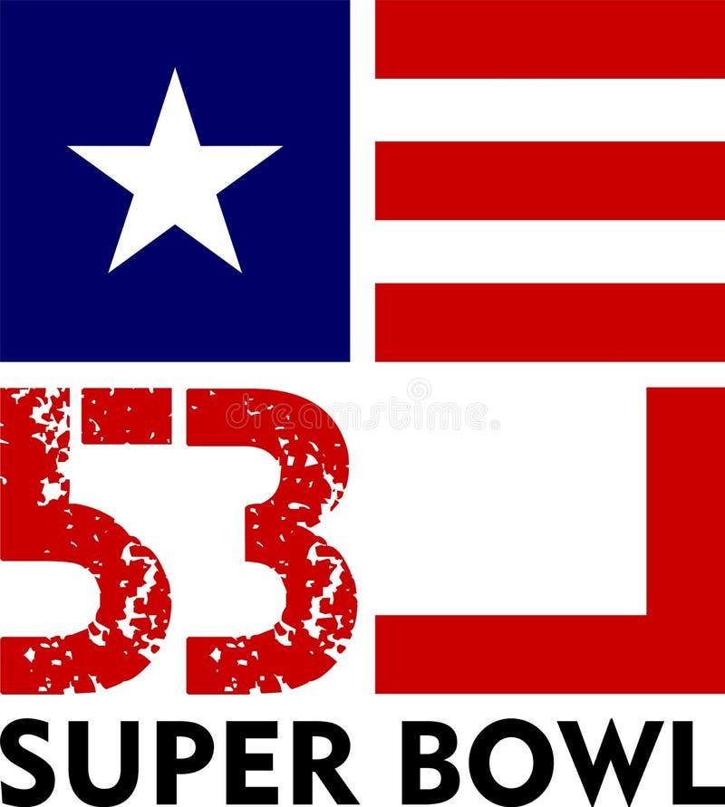 Super Bowl 53 libre illustration