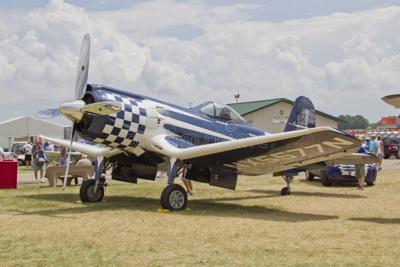Super Corsair 74 zdjęcie stock