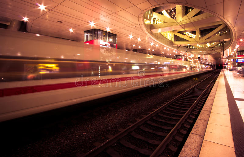 Download Super Fast Train Stock Photography - Image: 21694272