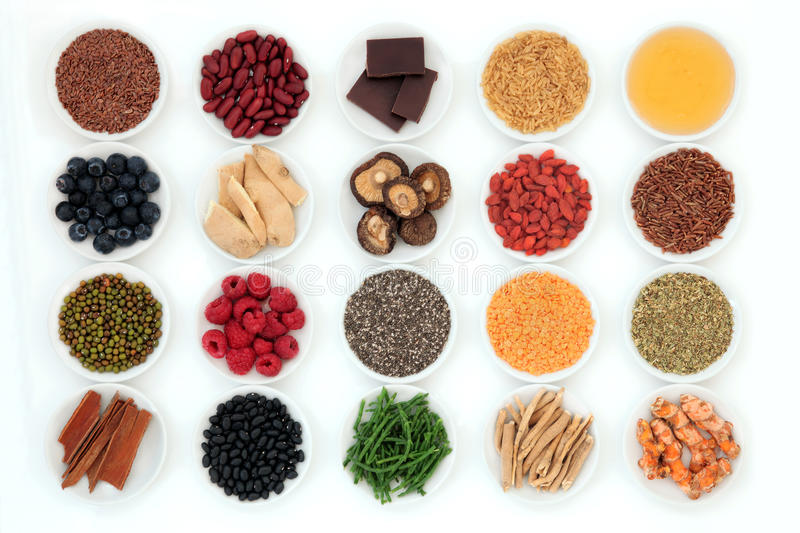 Super Food royalty free stock photography