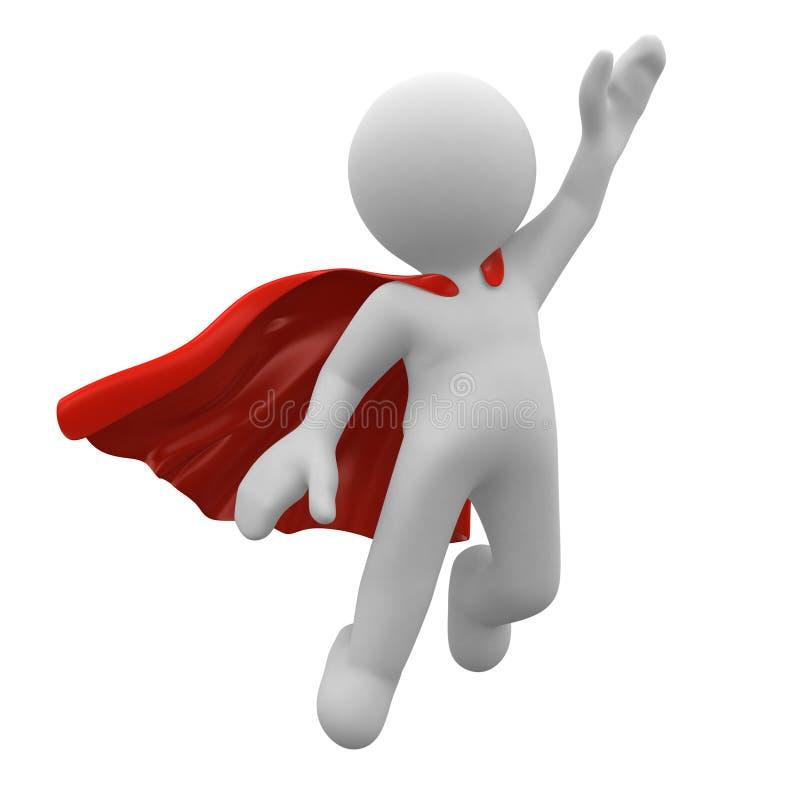 Free Super Hero Royalty Free Stock Photo - 6906255