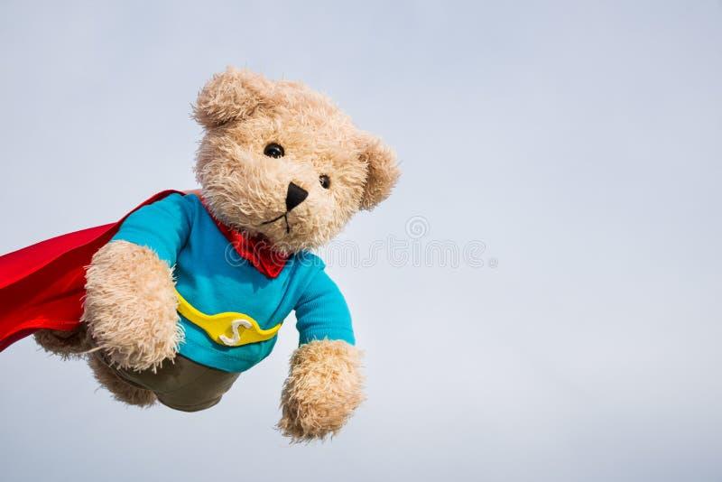 Super hero toy stock photos