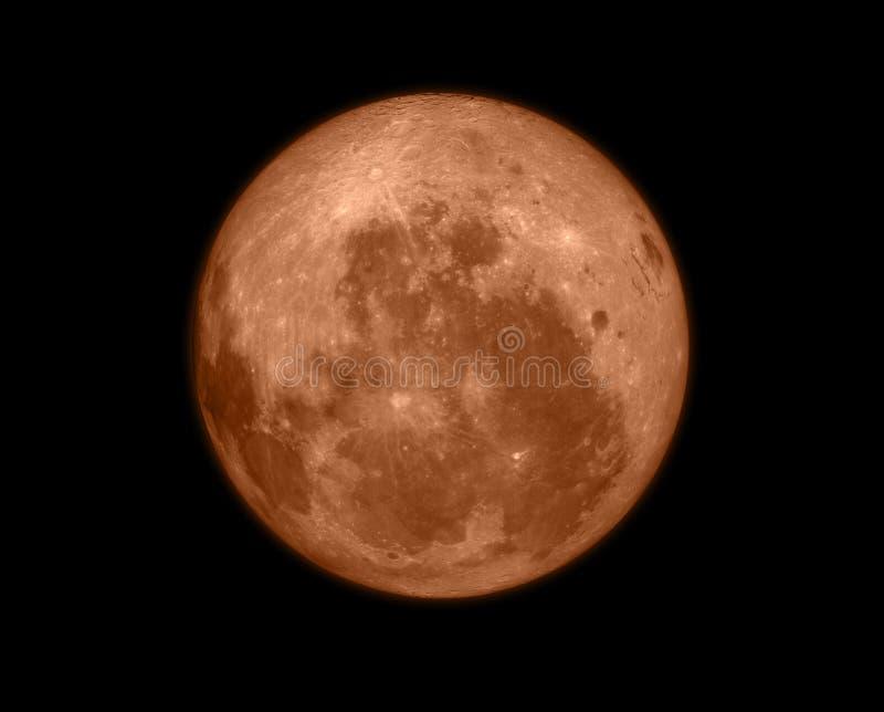 Super maan stock foto