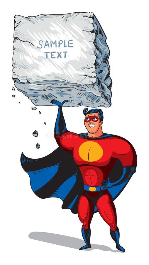 Free Super Man Royalty Free Stock Photos - 64333478
