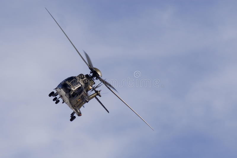 Download Super Puma helicopter stock image. Image of chopper, flight - 13278079