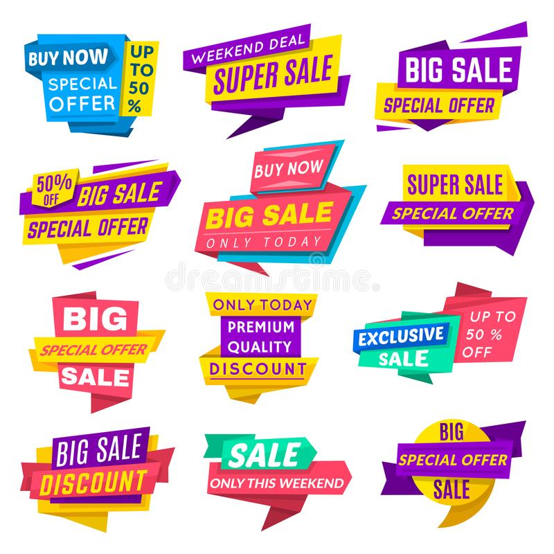 Super sale banner vector illustration