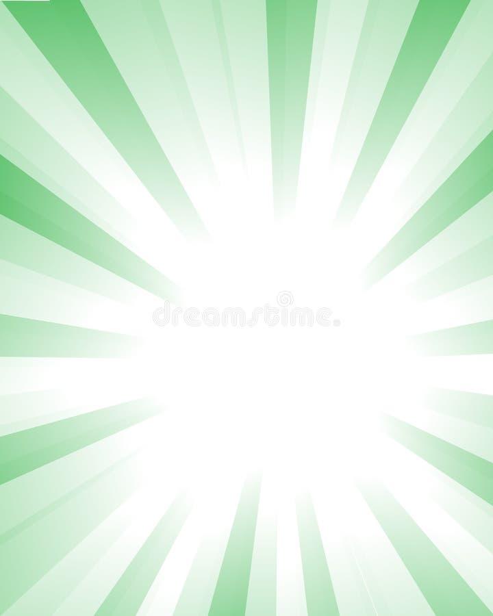 Download Super Specjalny Nowa Sunburst Ilustracja Wektor - Obraz: 11052268