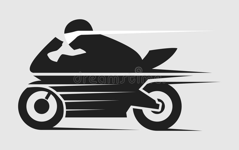 Charmant Download Super Speed Motorcycle Stock Vector. Illustration Of Sign    47740658