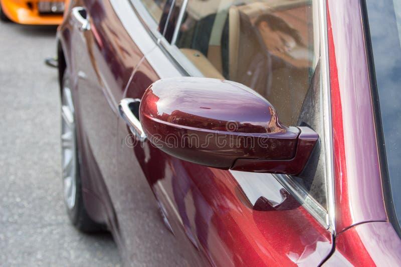 Super sportwagensmaranello Italië royalty-vrije stock afbeelding