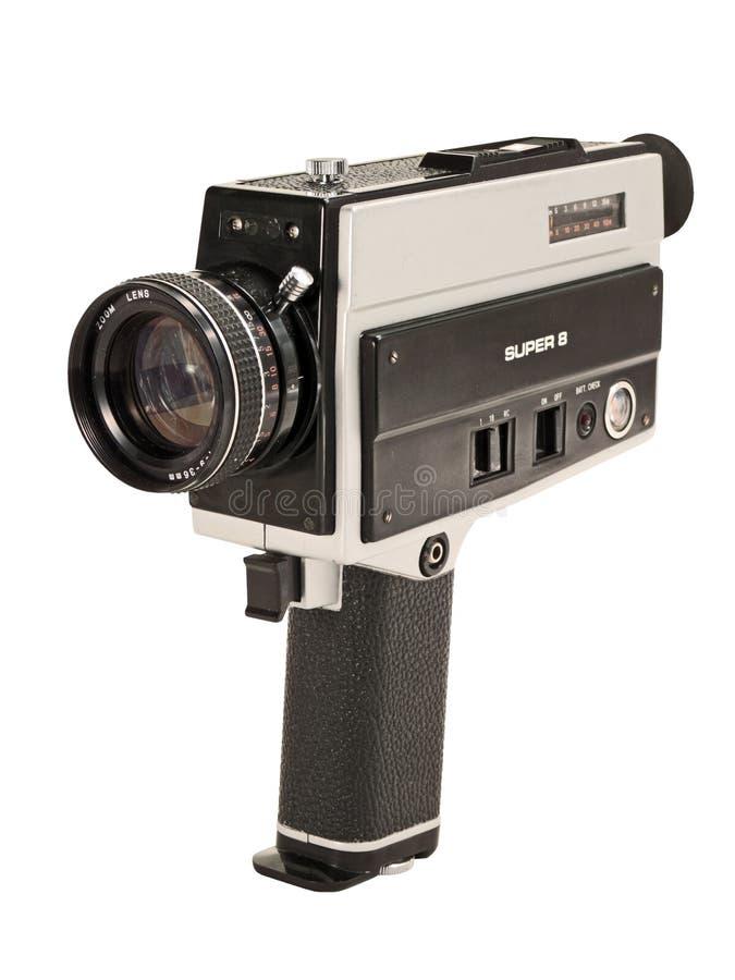 Super8 Film-Kamera stockfoto
