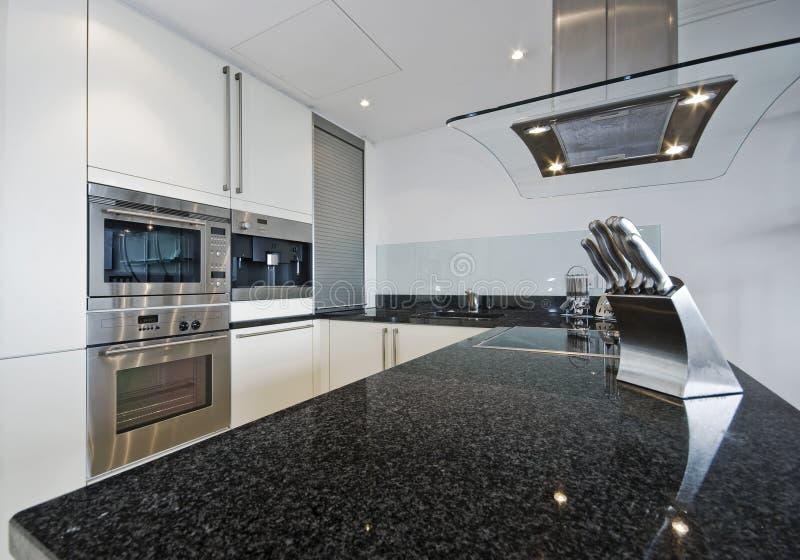 Superb kitchen stock image
