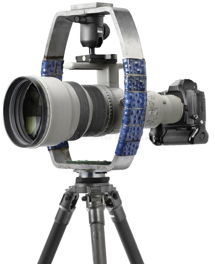 Superbe-télé- photographie stock