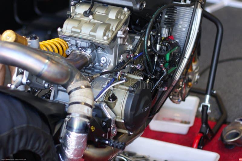 Superbike 1199 Г-н-гонок Ducati Panigale r WSBK стоковые изображения