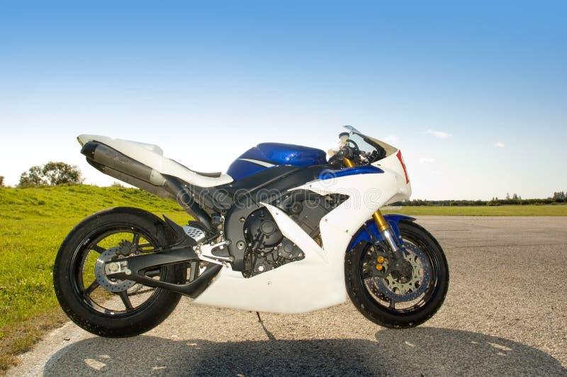 Superbike fotografía de archivo libre de regalías