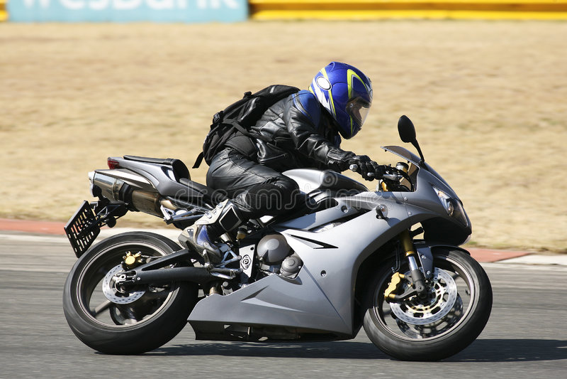 superbike 90 arkivbild
